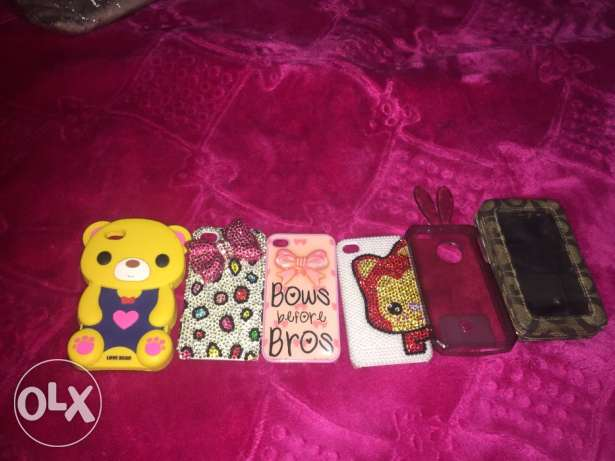 6 iPhone 4 covers