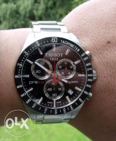 Big black TISSOT swiss made brand new وسط المدينة -  1