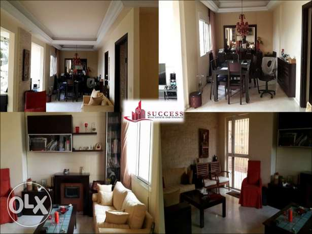 Decorated Apartment for Sale in BSALIM المتن -  1