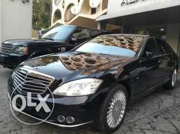 Mercedes Benz S350 Long YR 2012