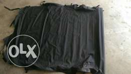 Half soft top for wrangler 4 doors eazy to put and take,new