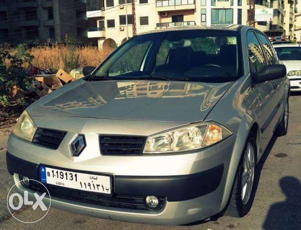 Renault Megane-2 for Sale الحدادين -  3