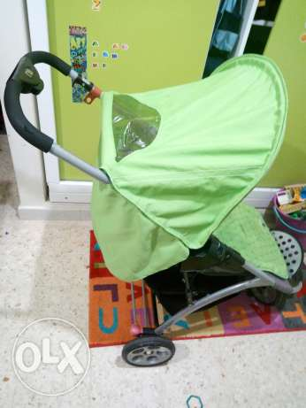 Mothercare stroller and car seat