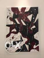 invasion Painting by Mk