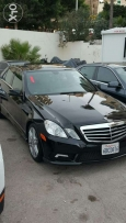 Mercedes E350 Amg 2010 luxury package full options black inter ajnabie