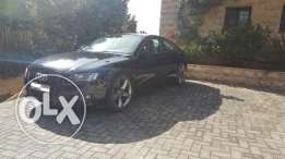 Audi A5 3.2L Quattro 2009 Full Options - Excellent Condition