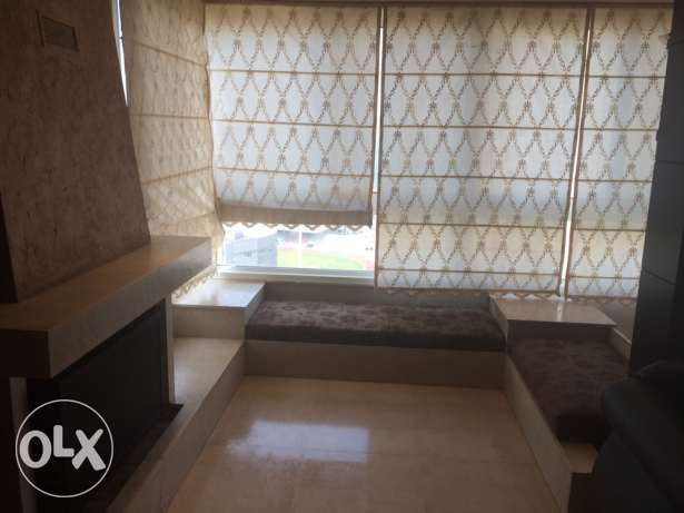 Apartment for rent in jounieh harit sakher fully furnished
