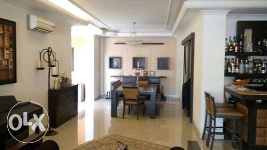 Charming apartment furnished for sale hazmieh - new mar takla