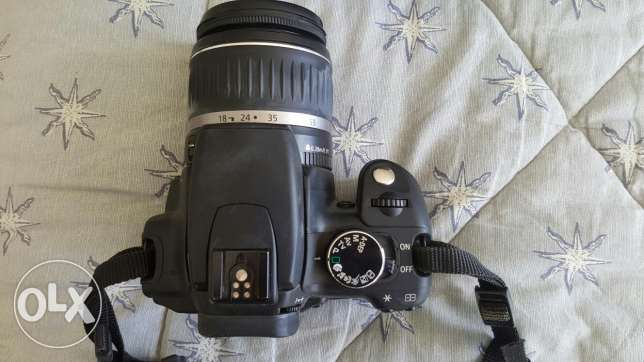 Canon EOS 350D barely used