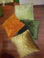 8 cushions for sale