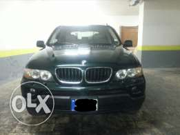 X5 model 2004 ( 3.0 )for sale