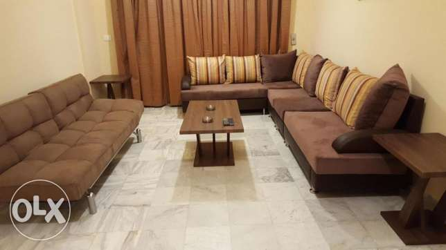Fully Furnished Apartment on Hamra Main Street