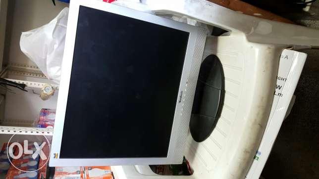 View sonic LCD 19 inch good condition