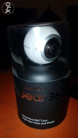 Gear 360 with Gear VR