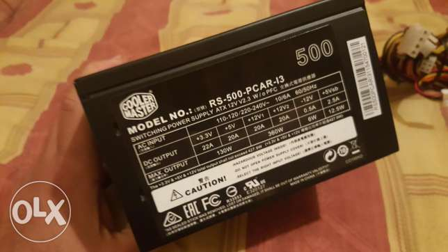 power supply 500 w power supply 750w tel: 70/029280