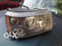 STOP Lamps,grille & Head LIGHT for LAND ROVER LR3 & sport
