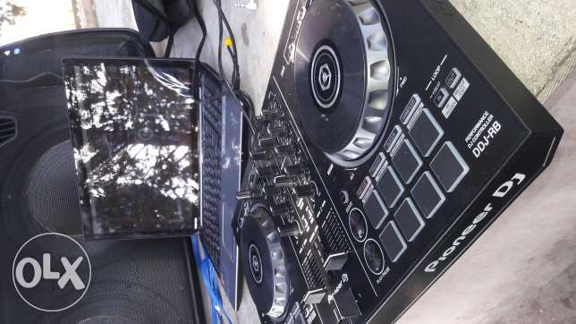 dj Rb for sale