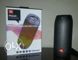 JBL Pulse 2(black) Bluetooth&Aux Speaker (brand new), used only twice.