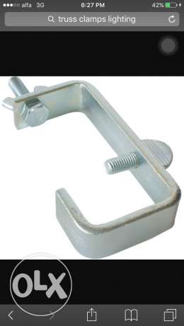used clamps