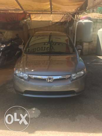 honda civic ex 2008 clean car fax 37000 miles