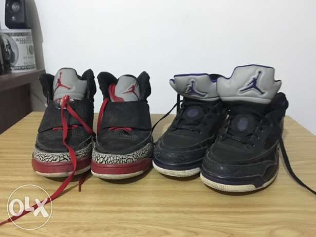 Jordan Son of Mars shoes for sale ( Year 2012 & 2013)