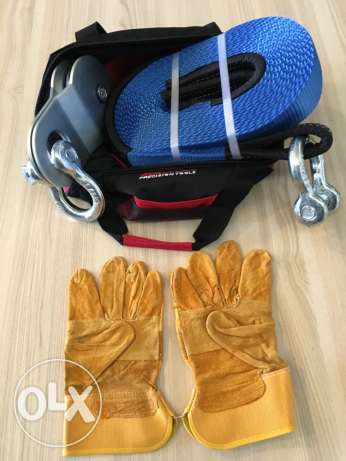 The offroad bag