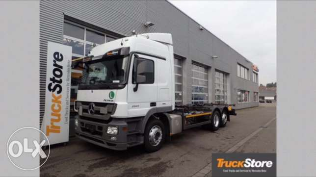 Actros 2541 صور -  1