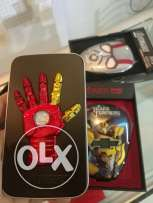 Amazing New Marvel And Transformers Edition Power Banks