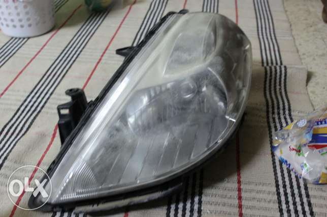 Tiida 2009-13 headlight