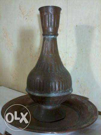 Antique Copper, Briq kbir nohas, 80-100 sene, 40$
