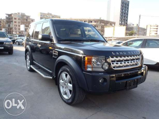 land rover LR3 HSE v8 2006 ,luxury edition,fully loaded