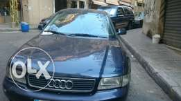Audi for sale very clean