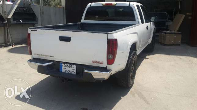 GMC Canyon Pickup