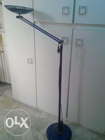 Blue Floor Lamp LOW PRICE