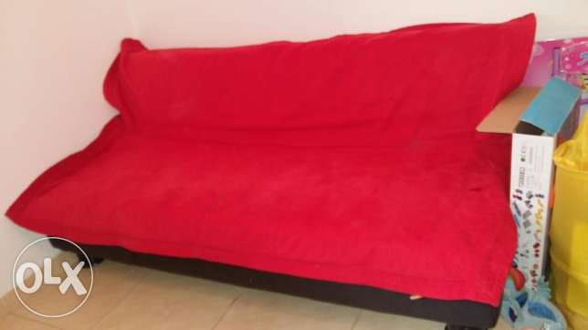 Sofa bed good condition 80$
