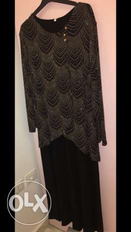 Long Dress For Sale ( size 48)