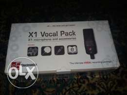 condoncer mic SE x1 vocal pack