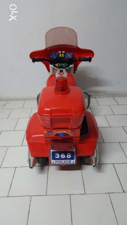 Red Electric Moto For Sale بشامون -  2