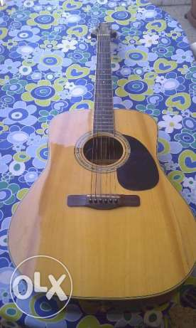 Original Samick Greg Bennett design Acoustic Guitar انطلياس -  1