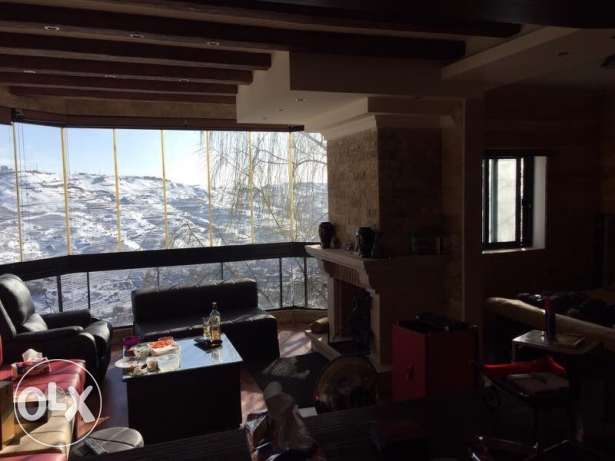 chalet for rent in faraya