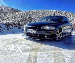 Volvo S60 type R EVOLVE