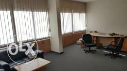 Office 120m2 in zalka next to highway directly