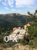 under construction apartment in Monte Verde Metn with partial mountai