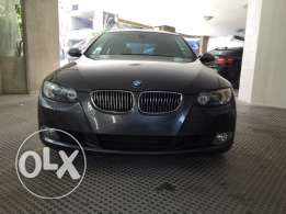 Bmw 328I Coupe Grey Model 2008