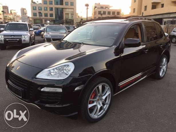 2008 Porsche Cayenne GTS Perfect condition Fully loaded Low mileage ! سن الفيل -  1