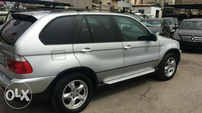 X5 model 2002 full suppe 5are2