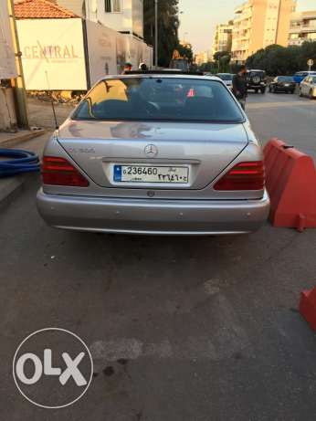 Mercedes CL500 For Sale سن الفيل -  3