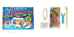 Our company Loom bands retail in lebanon presents rainbow loom and one of them the monster tail