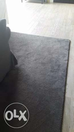 Carpet 4m x 4m Grey colour