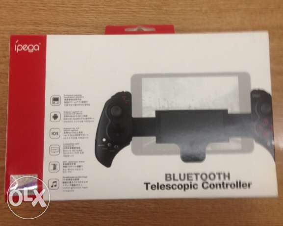 bluetooth controller for ipad & tab & windows